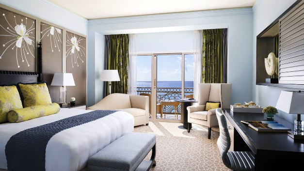 Ritz Grand Cayman guest rooms