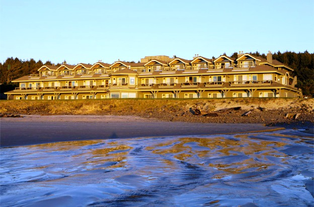 Stephanie Inn Hotel ocean front