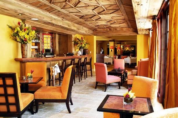 The Brazilian Court bar lounge