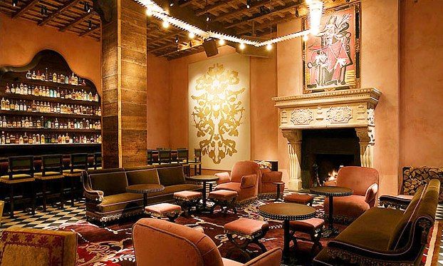 The Gramercy Hotel Bar