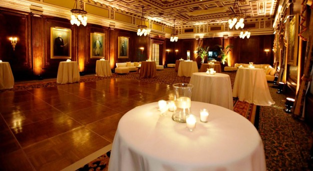 The Hermitage Hotel Event Room