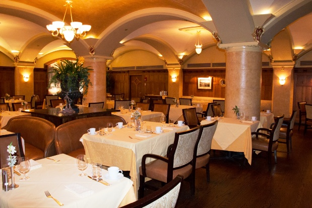 The Hermitage Hotel capital grille