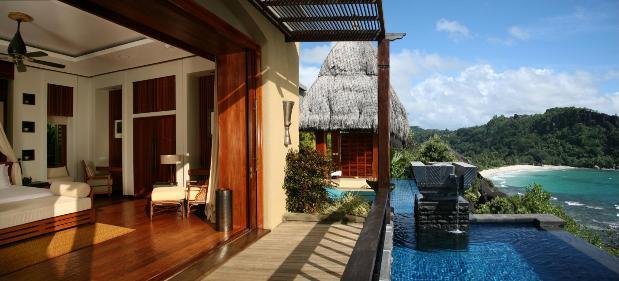 Maia Luxury Resort & Spa room views