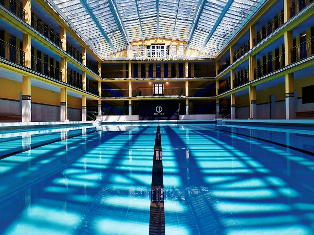Molitor Paris by MGallery indoor pool