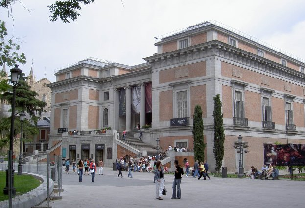 Museum del Prado Madrid Spain