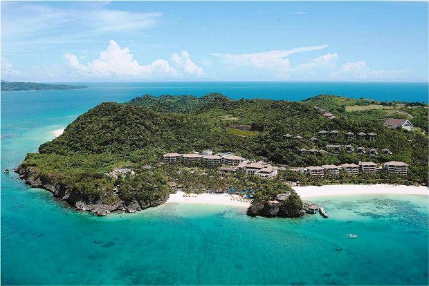 Shangri-La Boracay Resort & Spa Aerial