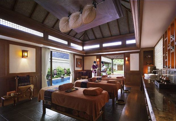 Shangri-La Boracay Resort & Spa Spa room