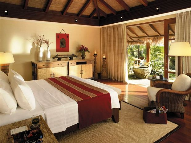 Resort & Spa guest rooms