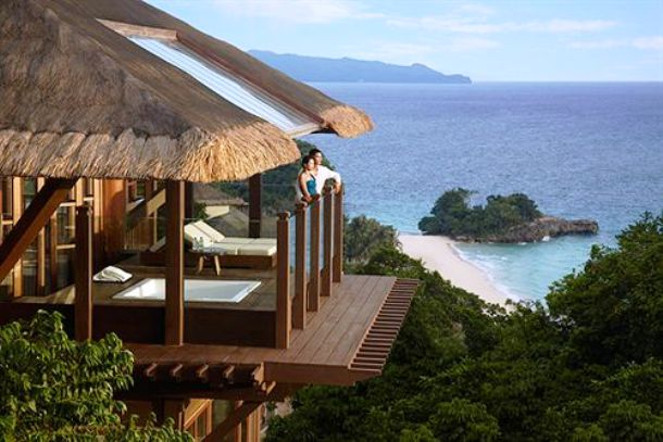 Shangri-La Boracay Resort & Spa oceanview
