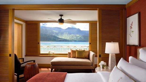 St. Regis Princeville Kauai guest rooms