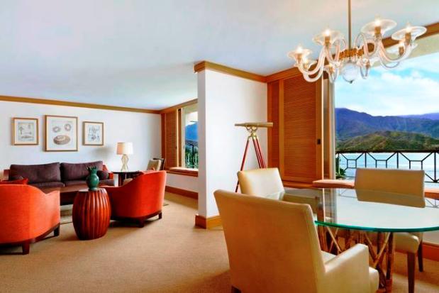 St. Regis Princeville Kauai suites