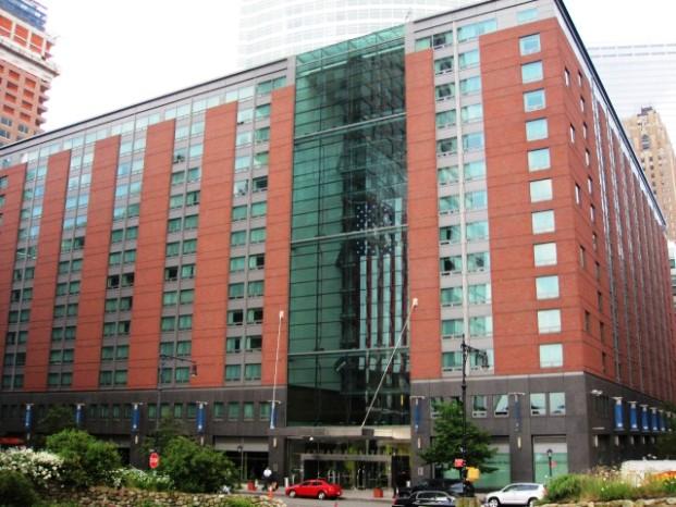 The Conrad New York Hotel Etraveltrips Com