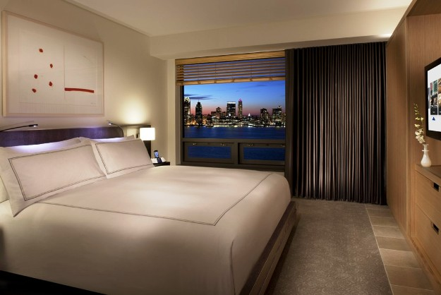 The Conrad New York Hotel Riverview Room