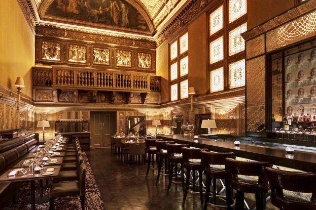 The New York Palace Hotel Villard Michel Richard