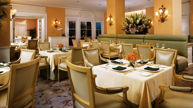 The Peninsula Beverly Hills The Belvedere Restaurant
