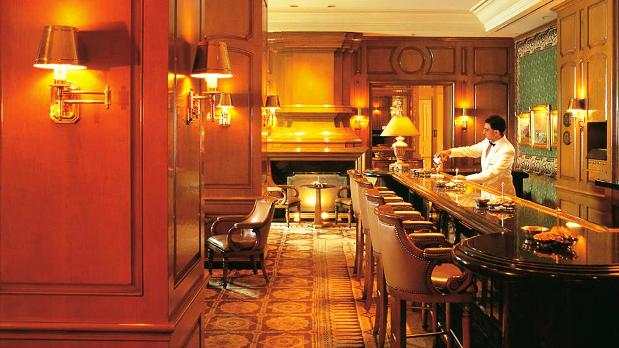 The Peninsula Beverly Hills the club bar