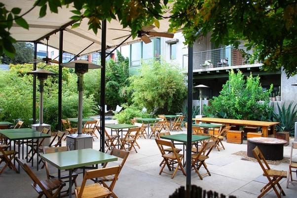 hotel san jose Austin dining