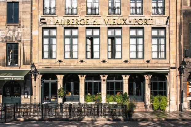 Auberge du Vieux-Port Exterior