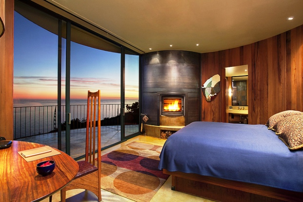 Post Ranch Inn guest room