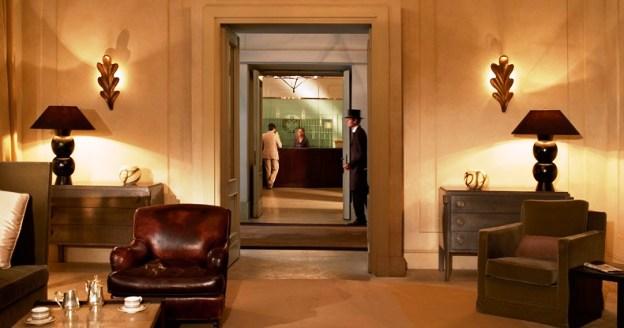 Rocco Forte Hotel de Russie Lobby