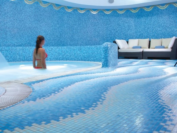 Rocco Forte Hotel de Russie spa