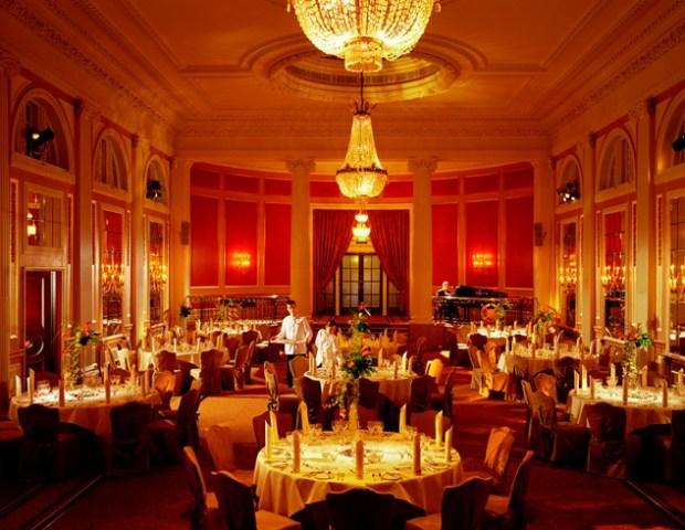 The Gleneagles Hotel Ballroom