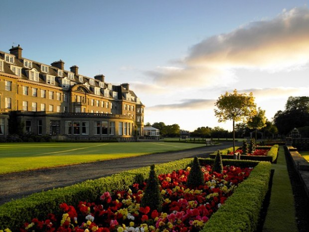 The Gleneagles Hotel Exterior