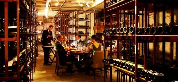 The Gleneagles Hotel The cellar