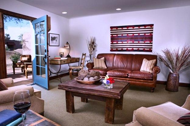 hermosa Inn grande casita living room