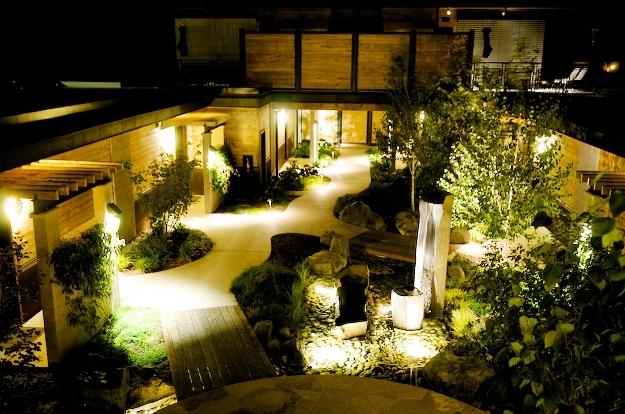 Bardessono garden