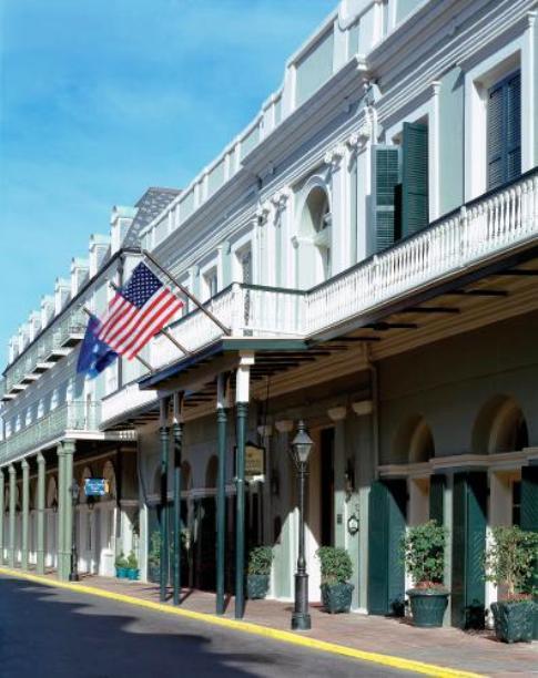 Bourbon Orleans Hotel exterior