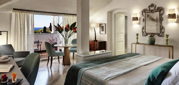 Hotel Splendido suite