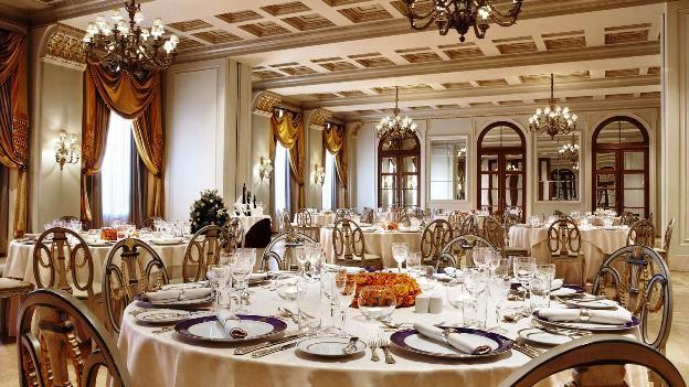 Hotel grande bretagne athens dining