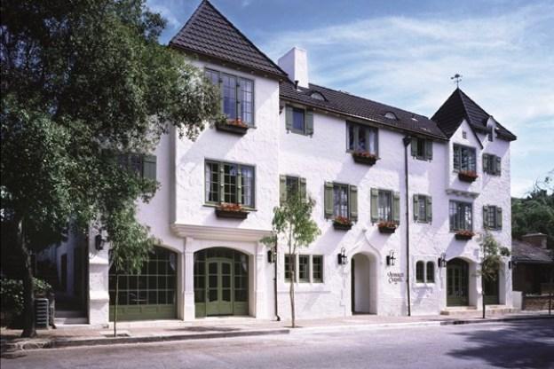 L'Auberge Carmel Exterior
