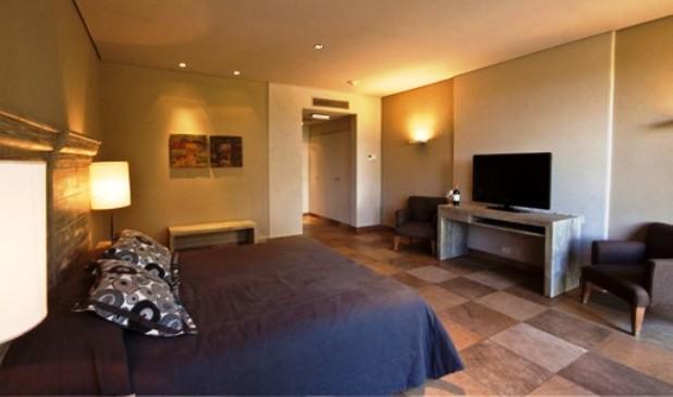 Posada Salentein guest rooms