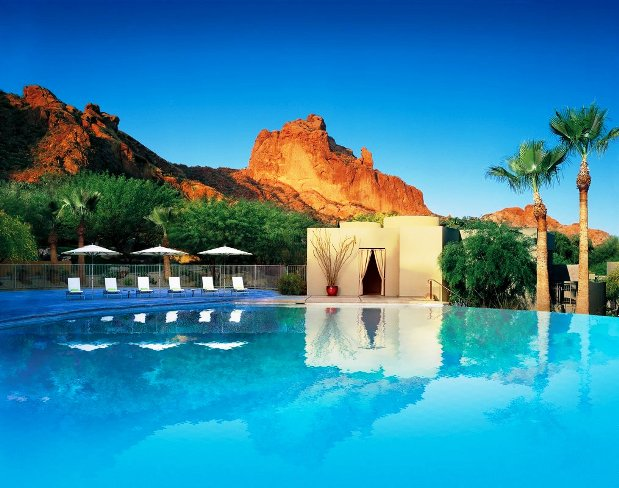 Sanctuary Camelback Mountain Pool