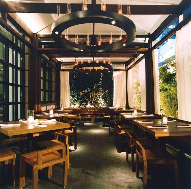 Sixty Soho Hotel Dining