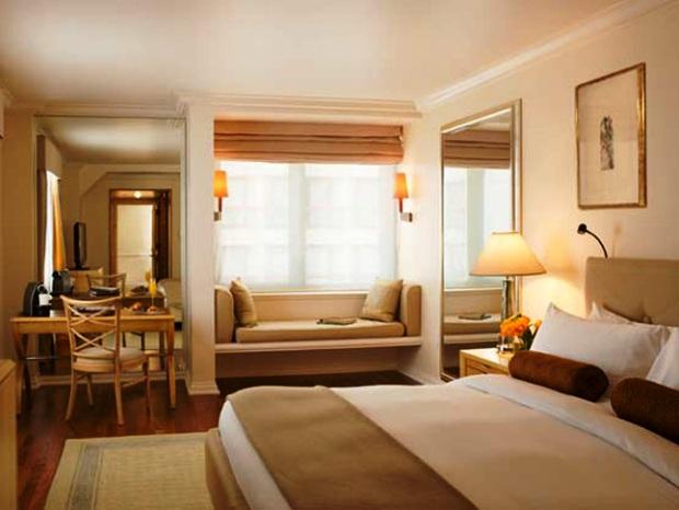 Taj Campton Place Deluxe room