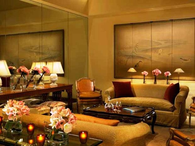 Taj Campton Place Lobby