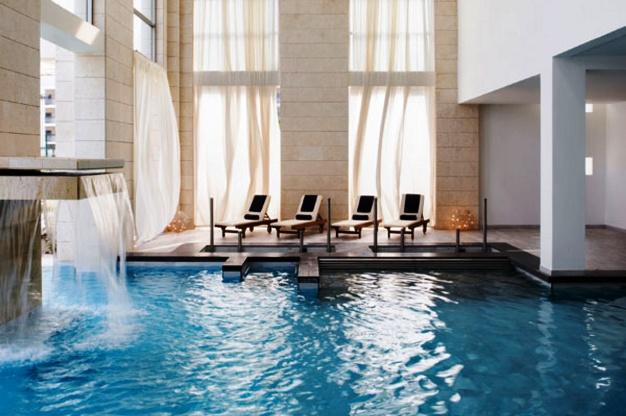 The Beloved Hotel Spa pool