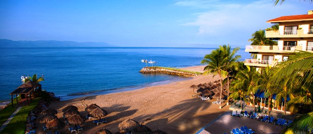 Villa del Palmar Beach Resort Beach