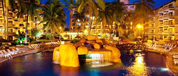 Villa del Palmar Beach Resort Pool