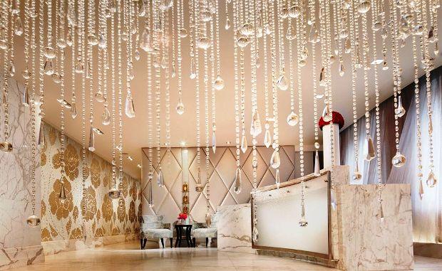 Waldorf Astoria Spa reception