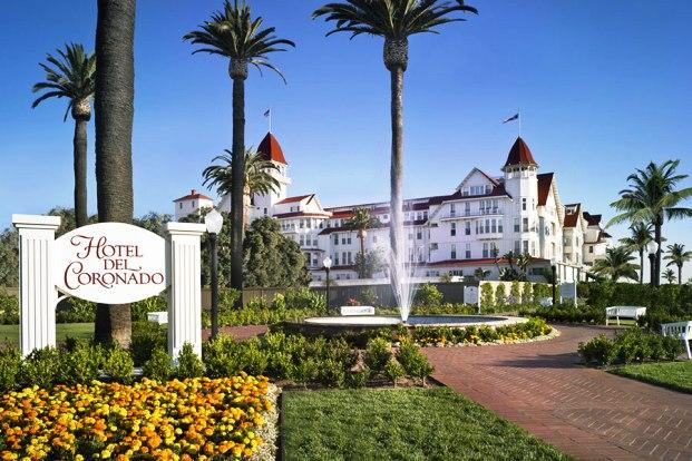 Hotel del Coronado outdoor