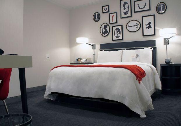 Martha Washington guest room