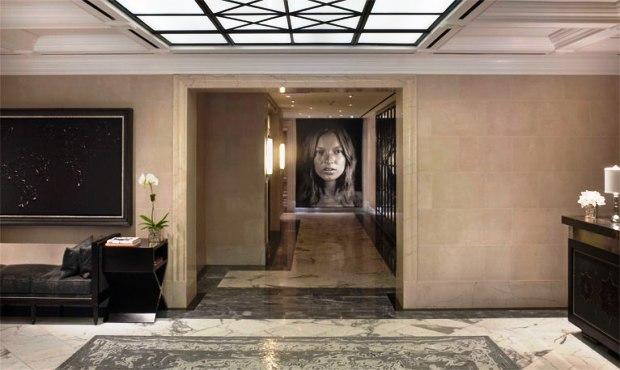 The Surrey Hotel Lobby