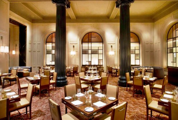 The Westin St Francis Bourbon steakhouse