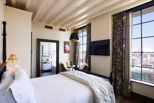The ludlow Hotel guestrooms