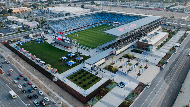 Avaya Stadium_San Jose California