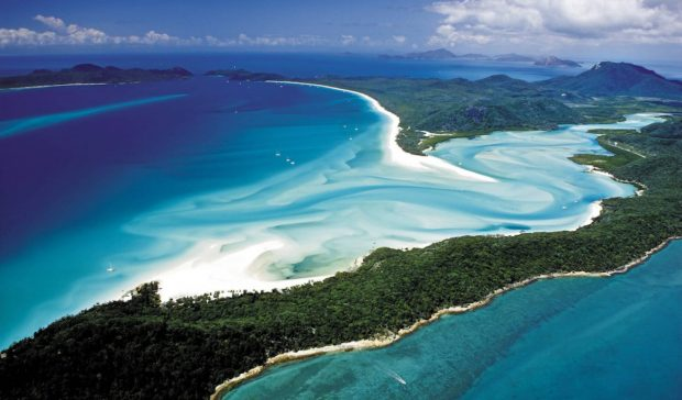 Fraser Island australia top 10 beaches